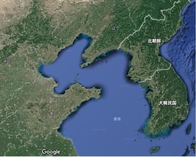 中国人は朝鮮半島への民族大移動を始める