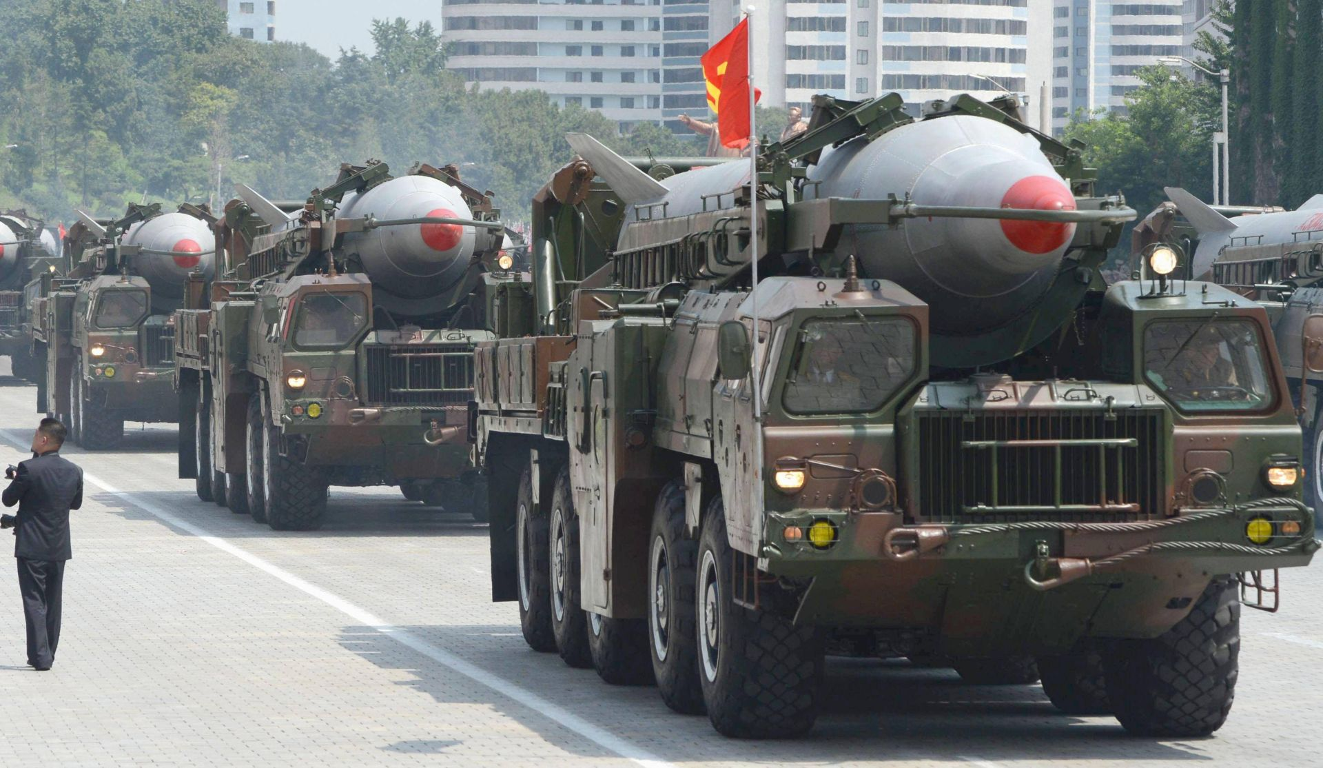 North-korea-nodong-Missiles