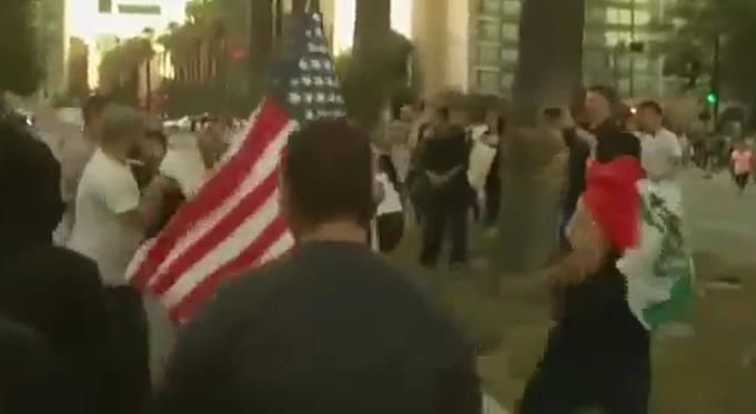 """White Trump Supporters Attacked and """"Chased Like Prey"""" by Latinos screaming LA RAZA! and KILL HIM!より"""