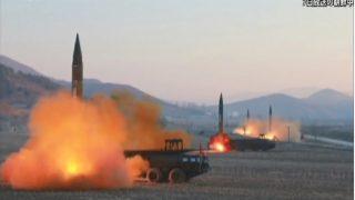 北朝鮮に核兵器を使わせることは十年前に決められていた
