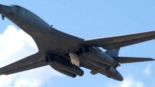 アメリカはB-1B爆撃機で北朝鮮を核攻撃する!