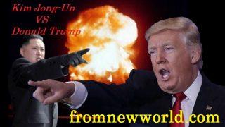 2017年9月11日、北朝鮮との戦争が始まった