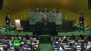 """トランプ国連演説は「悪の枢軸」の""""残り2カ国""""の打倒宣言だ"""