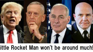 アメリカが北朝鮮の核保有を認めるという主張ほど、アメリカを理解していないものはない