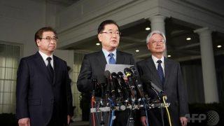 特使を使った韓国政府の「伝言ゲーム」の危うさ