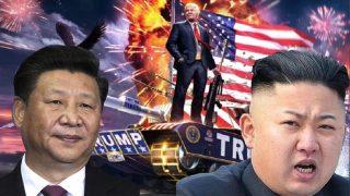 トランプがなりたい「独裁国家と戦って勝利した歴史的な英雄」