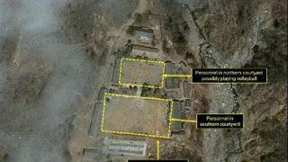 豊渓里(プンゲリ)核実験場の「廃棄式典」とかいうアフォーマンス