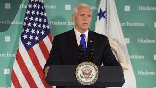 ペンス副大統領演説で米中は「開戦前」に突入した