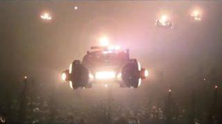 やはり「空飛ぶ車」はプロペラ式よりも反重力式だろう