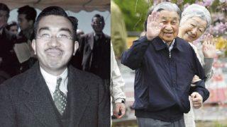 新たな天皇像のモデルを作った後期昭和天皇と平成天皇