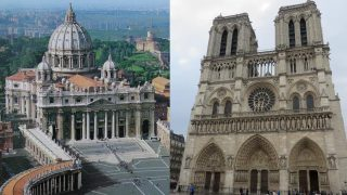 靖国神社が駄目ならバチカンや大聖堂はもっと駄目